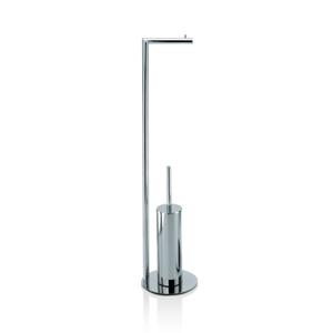 WC štětka Decor Walther Straight 7 chrom 0506100