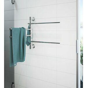 Sušák ručníků elektrický P.M.H. Fenix 54x60 cm chrom FE3594540NRZ