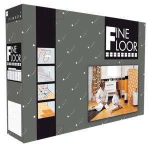 Teplá dlažba Fineza Fine Floor 2,8-4,5 m2 FFC