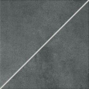 Dekor Rako Form tmavě šedá 33x33 cm mat DDP3B697.1