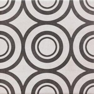Dekor Sintesi Flow classic 20x20 cm mat FLOW11797