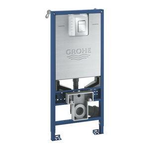 Splachovací nádrž Grohe Rapid SLX sada 3v1 WC, stavební výška 1.13 M