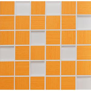 Mozaika Fineza Via veneto arancio 30x30 cm mat GDM05060.1