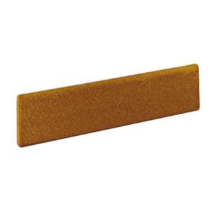 Sokl Gresan Albarracin cihlová 8x25 cm, mat GRASK825