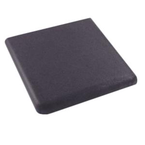 Schodovka Rohová Gresan Onix černá 33x33 cm mat GROSCRF33335