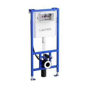 LAUFEN Rámový podomítkový modul CW2, do lehké příčky pro závěsné WC H8946660000001