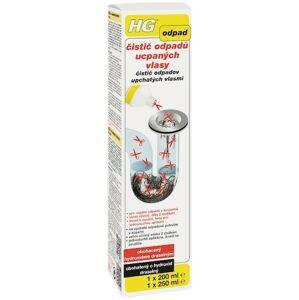 HG čistič odpadů ucpaných vlasy 450ml, HGCOUV