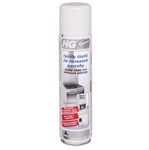 HG Rychlý čistič pro nerezové povrchy 300ml HGRCN