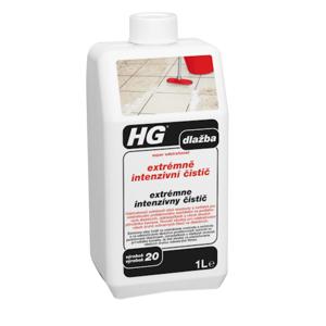 HG Extrémně intenzivní čistič - super odstraňovač 1l HGSO