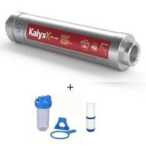 """Swiss Aqua Technologies - IPS KallyxX Red line 1/2"""" + domácí filtr s vložkou"""