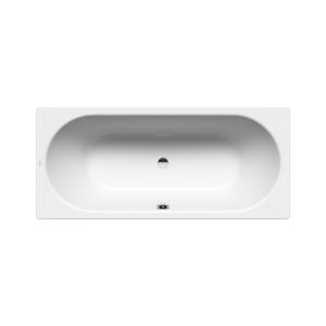 Obdélníková vana Kaldewei Classic Duo 180x80 cm smaltovaná ocel Perl-effekt,Antislip alpská bílá 291030003001
