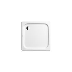Sprchová vanička čtvercová Kaldewei Sanidusch 496 90x90 cm smaltovaná ocel alpská bílá 332100010001