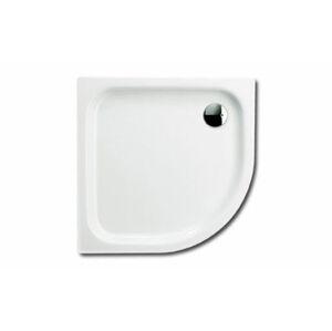 Sprchová vanička speciální Kaldewei Zirkon 601-2 80x90 cm smaltovaná ocel alpská bílá 456635000001