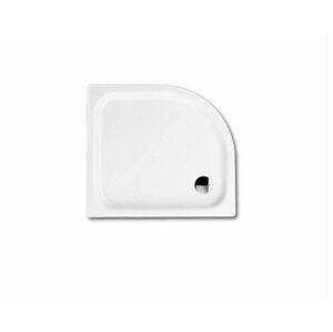 Sprchová vanička speciální Kaldewei Zirkon 605-2 100x80 cm smaltovaná ocel alpská bílá 457035000001