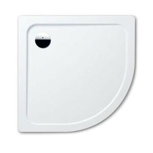 Sprchová vanička čtvrtkruhová Kaldewei Arrondo 880-1 90x90 cm smaltovaná ocel alpská bílá 460400010001