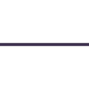Listela Fineza Cube Way violet 2x60 cm lesk LCRISTALLVI
