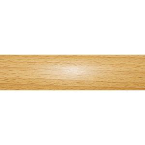 Lišta přechodová hliník buk, délka 90 cm, šířka 30 mm, LP3B90