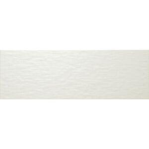Obklad Fineza Metalic blanco 25x75 cm perleť METALICBL