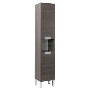 Koupelnová skříňka vysoká Naturel Modena 36,5x33,5 cm dub šedý MODENAV35KNEW