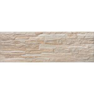 Obklad Geotiles Mubi beige 17x52 cm mat MUBIBE