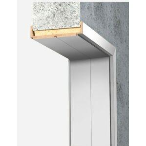 Obložková zárubeň Naturel 90 cm pro tloušťku stěny 28-30 cm bílá pravá O7BF90P