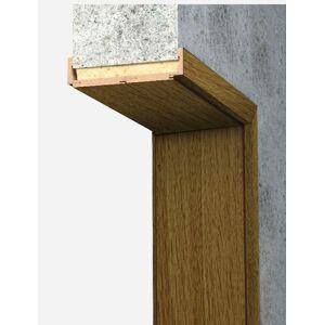 Obložková zárubeň Naturel 80 cm pro tloušťku stěny 28-30 cm dub pravá O7DP80P