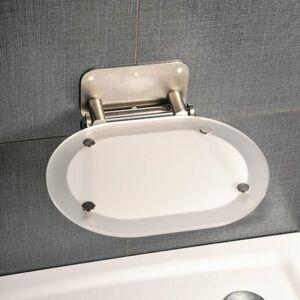 Sprchové sedátko Ravak Ovo Chrome bílá B8F0000029