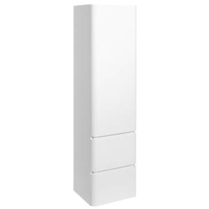 Koupelnová skříňka vysoká Naturel Pavia Way 40x35 cm bílá PAVIA2V40DVP