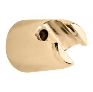 Držák sprchy RAV SLEZÁK pevný zlatá PD0004Z