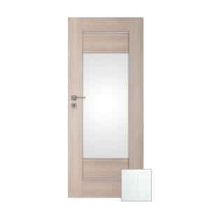 Interiérové dveře Naturel Perma pravé 80 cm borovice bílá PERMA3BB80P