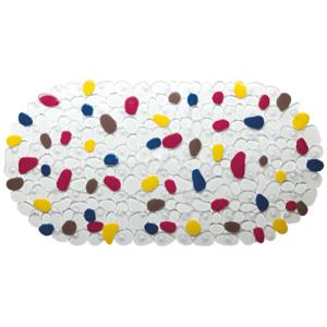 Protiskluzová podložka do koupelny Multi 35x68 cm vícebarevná PRED202