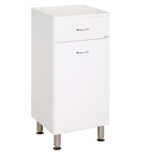 Koupelnová skříňka nízká Keramia Pro 35x33,3 cm bílá PRON35K