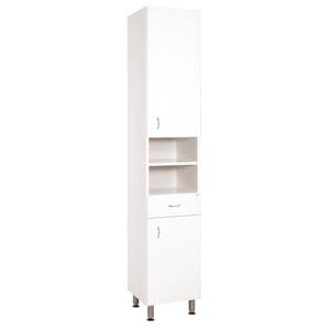 Koupelnová skříňka vysoká Keramia Pro 35x33,3 cm bílá PROV35LP