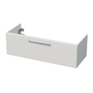Koupelnová skříňka pod umyvadlo Naturel Ratio 115x36x44 cm bílá mat PS120D1Z36.9016M