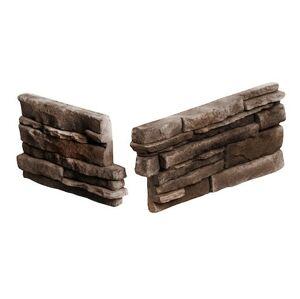 Roh Incana Jukon copper 10x8,5x25,5, 10x14x20,5 cm RJUKONCO