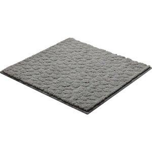 Koupelnová předložka Grund Stela 55x55 cm šedá SIKODGSTE553
