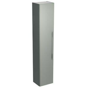 Koupelnová skříňka vysoká Kolo Kolo 36x180 cm platinová šedá SIKONKOTVSPS