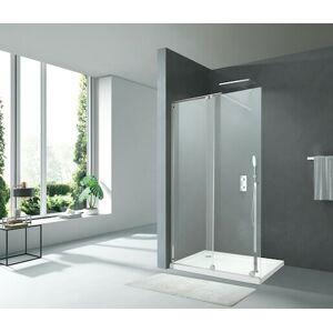 Sprchová zástěna Walk-In / Dveře 140x200 cm Siko Xmotion SIKOWIXM140
