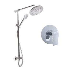 Sprchový systém RAV SLEZÁK chrom SK0048