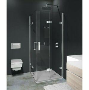 Sprchové dveře 75x200 cm levá Huppe Solva pure chrom lesklý ST4702.092.322
