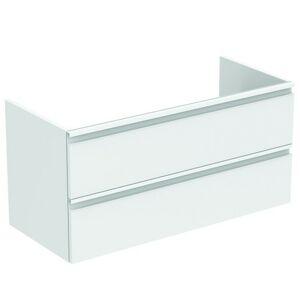 Koupelnová skříňka pod umyvadlo Ideal Standard Tesi 100x44x49 cm bílá lesk T0052OV
