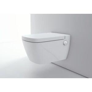 WC s bidetem závěsné TECEone včetně sedátka TECEONESET