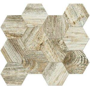 Mozaika Fineza Timber Design moonlight 31,5x36,5 cm mat TIMDEMOSESML