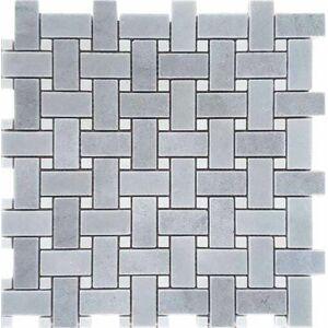 Kamenná mozaika Mosavit Trenzado gris cm lesk TRENZADOGR
