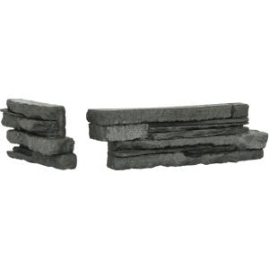 Krajovka Vaspo Kámen považan černá 6,7x20,5x11,5 cm V532011