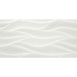 Dekor Stylnul Windsor white LF 25x50 cm mat WINDSORLFWH