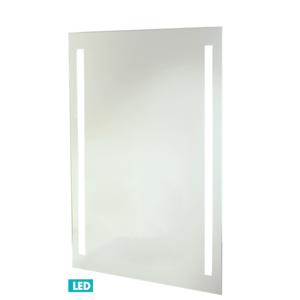 Zrcadlo s LED osvětlením Naturel Iluxit 60x80 cm ZIL8060LEDS