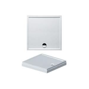Sprchová vanička čtvercová Riho Davos 90x90 cm akrylát DA5900500000000