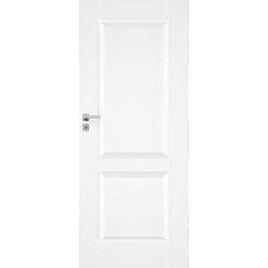 Interiérové dveře Naturel Nestra pravé 60 cm bílé NESTRA1060P